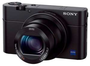 Appareil photo Sony RX100 III (Frontaliers Suisse)