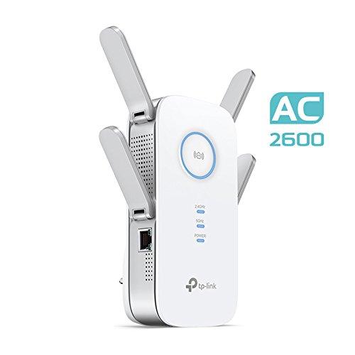 Répéteur Wi-Fi TP-Link RE650 - 2600 Mbps - Gigabit Bi-Bande