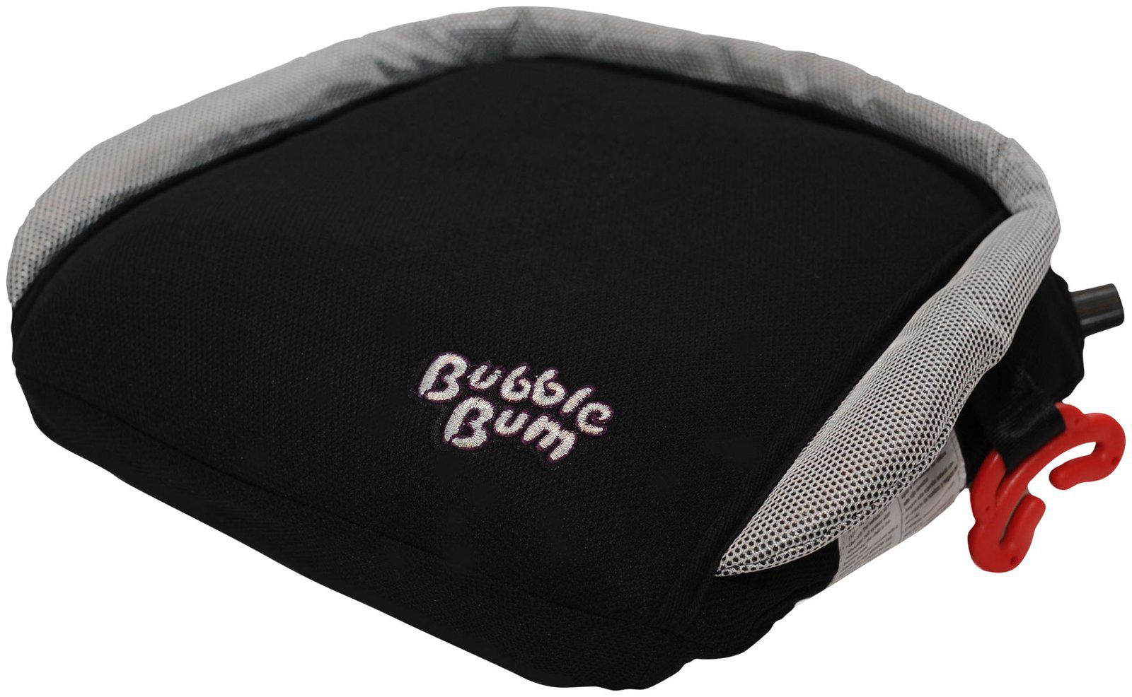 Réhausseur gonflable pour siège auto Bubble Bum noir ou violet (ou les 2 à prix intéressant)