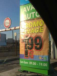Lavage auto - Imo Car Wash Athis Mons (91)
