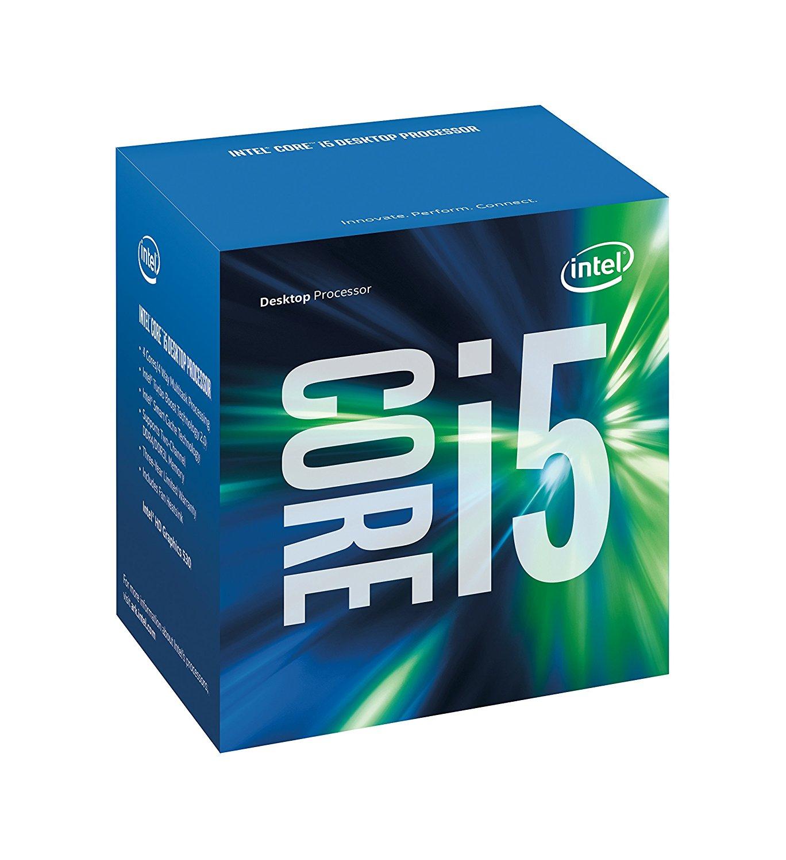 Processeur Intel Skylake Core i5-6600 - 3.3 GHz