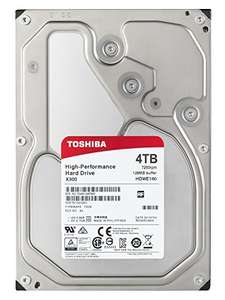 "Disque dur interne 3,5"" - Toshiba X300 4To (7200rpm, 128Mo cache)"