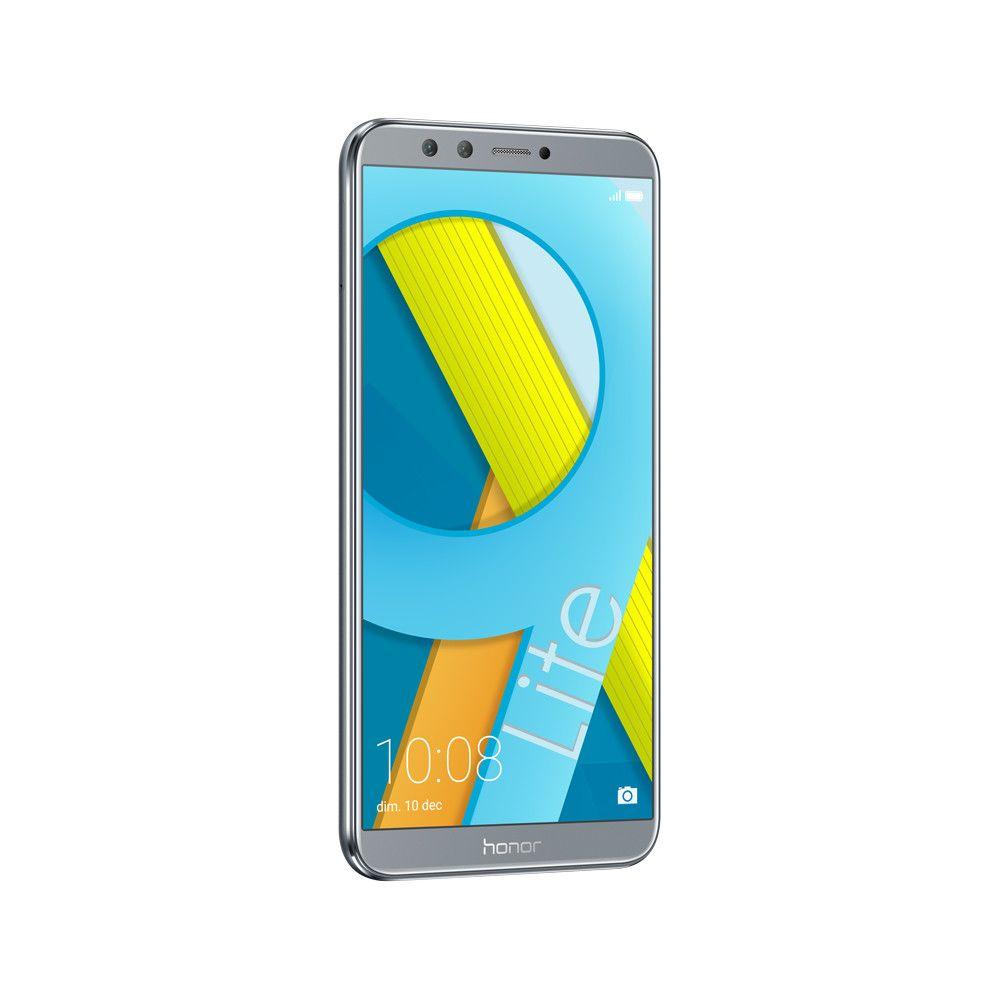 """Smartphone 5.65"""" Honor 9 Lite Dual SIM (Coloris au choix) - 2160 x 1080, Kirin 659, RAM 3Go, 32Go (Via ODR 30€)"""
