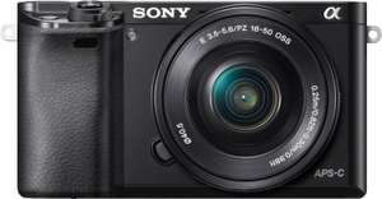 Appareil photo compact à objectif interchangeable Sony Alpha 6000 (24.3 Mpix, Exmor CMOS) + objectif 16-50 mm