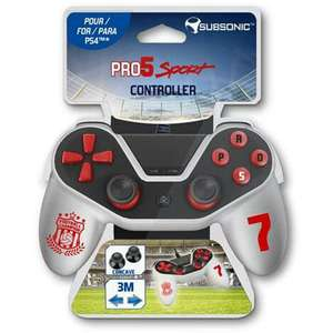 Manette Filaire Pro5 Controller Sport football - PS4