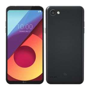 "Smartphone 5.5"" LG Q6 Platinium - Full HD+, Snapdragon 435, RAM 3 Go, ROM 32 Go"
