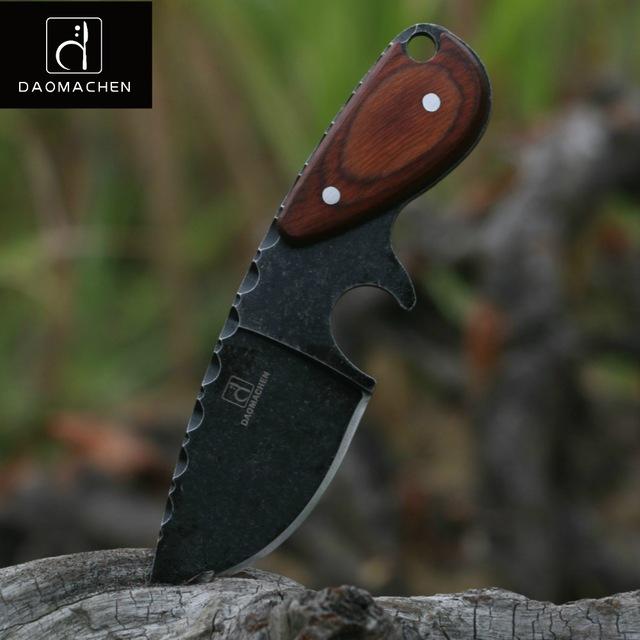 Couteau Daomachen - Lame fixe