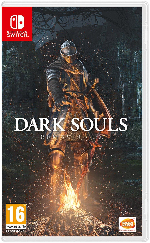 [Précommande] Dark Souls : Remastered sur Nintendo Switch