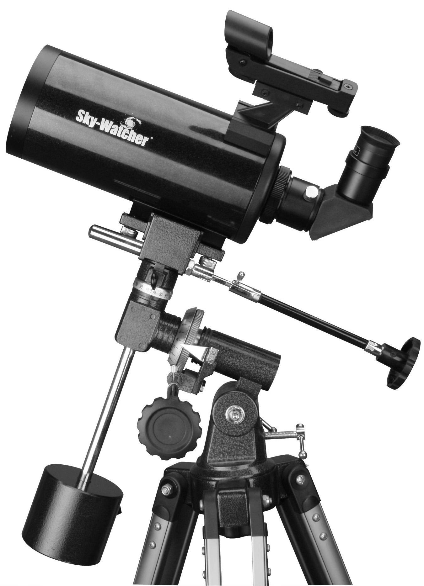 Télescope Mak 90/1250 sur EQ1