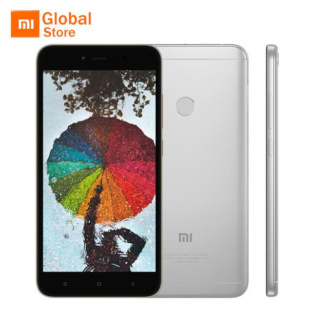 "Smartphone 5.5"" Xiaomi Redmi Note 5A - 4 Go de Ram, 64 Go (sans B20)"