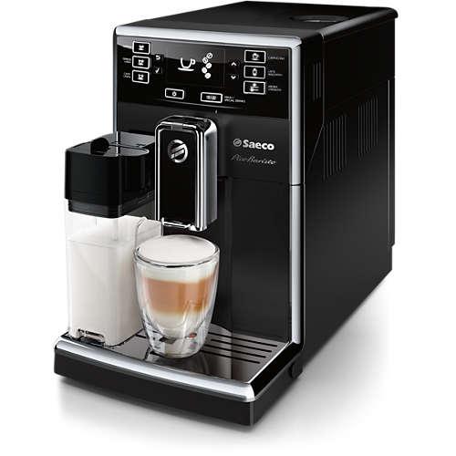 Machine espresso automatique PicoBaristo Saeco HD8925/01 - 11 boissons