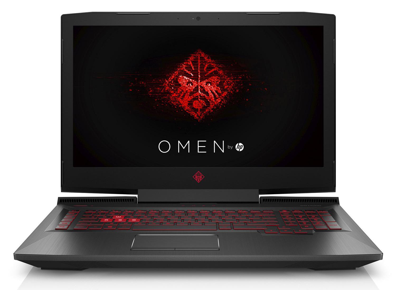 "PC Portable 17"" 120 Hz G-SYNC HP Omen 17-an004nf - i7-7700HQ, 16 Go de Ram, 1 To + 256 Go SSD, GeForce GTX 1070"