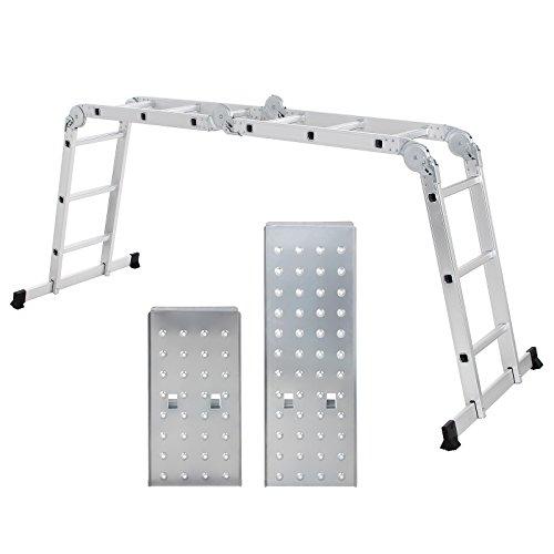 Echelle Pliante Multifonction avec 2 panneaux (Vendeur tiers)