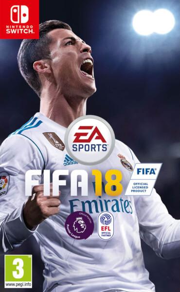 Fifa 2018 sur Nintendo Switch