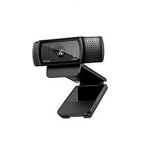Webcam Logitech HD Pro C920 - Full HD (Frontalier Allemagne)