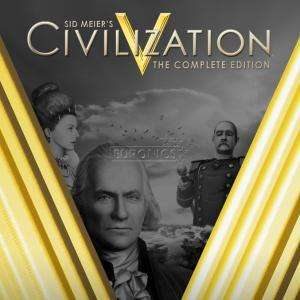 Sid Meier's Civilization V: The Complete Edition sur Mac & PC Windows / Linux (Dématérialisé - Steam)
