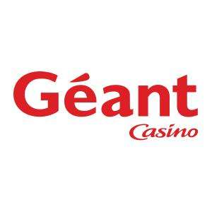 [carte de fidélité / carte bancaire Casino] 10€ offerts sur la cagnotte dès 80€ d'achats