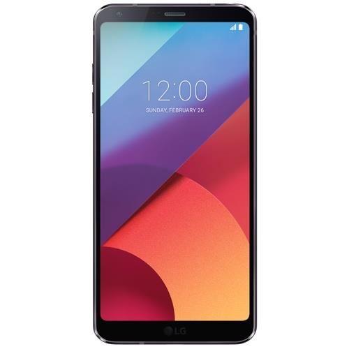 "Smartphone 5.7"" LG G6 - SnapDragon 821, 4 Go de RAM, 32 Go, argent (Vendeur tiers)"