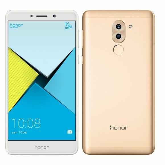 "Smartphone 5.5"" Honor 6X Dual SIM Or - Full HD, Kirin 655, RAM 3Go, 32Go"