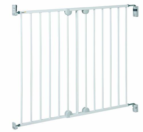 Barrière de Sécurité Agrandissante Safety 1st Wall-Fix en Métal - Blanc