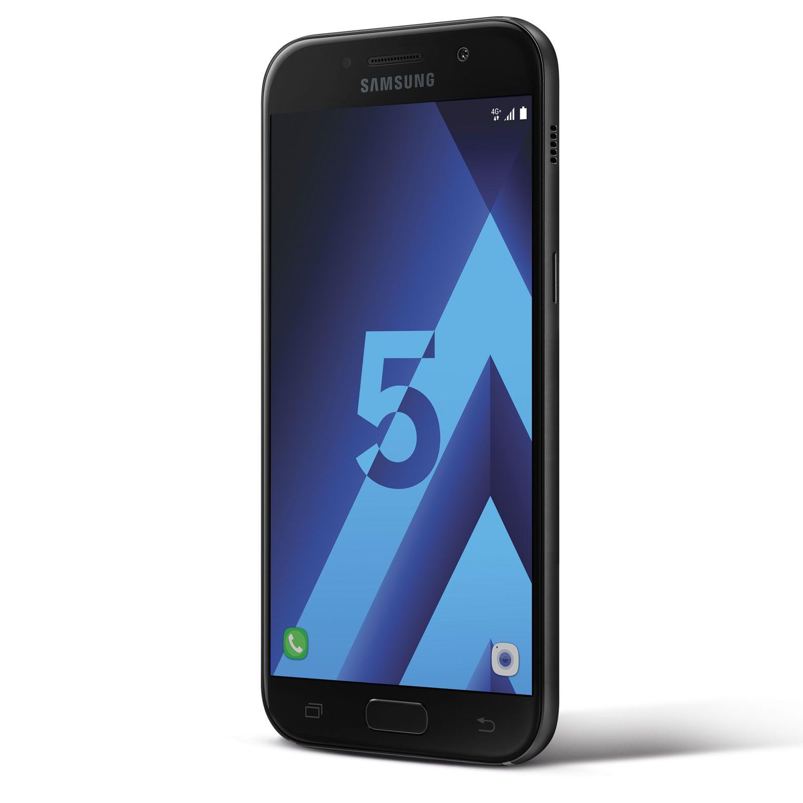 "Smartphone 5.2"" Samsung Galaxy A5 2017 - Plusieurs coloris (via ODR de 50€)"