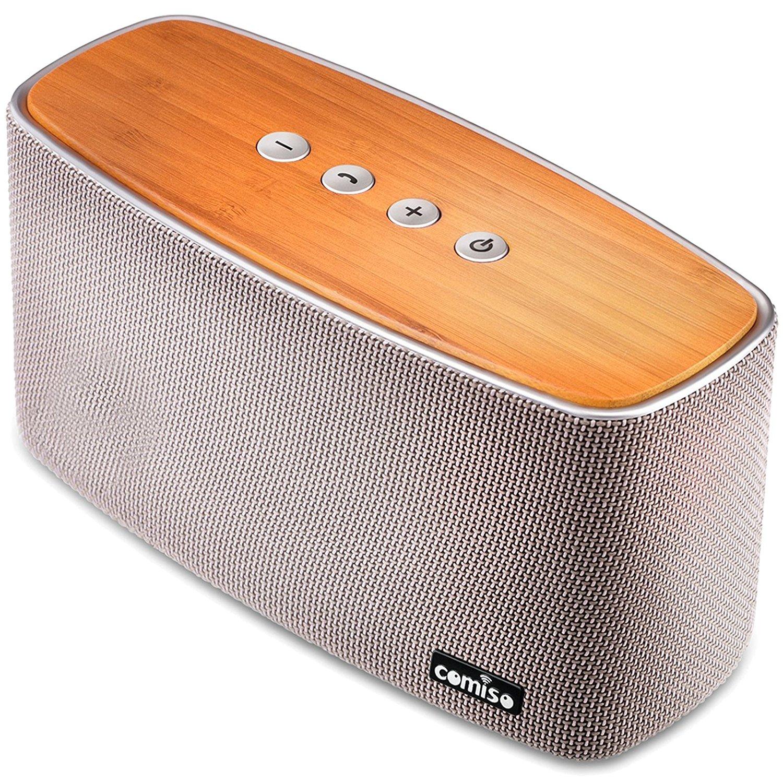 Enceinte portable Comiso Nature Audio - Bluetooth (vendeur tiers)