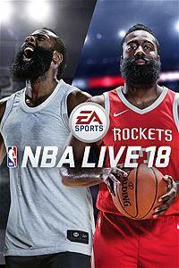 [Microsoft Store Américain] Jeu NBA LIVE 18 sur Xbox One
