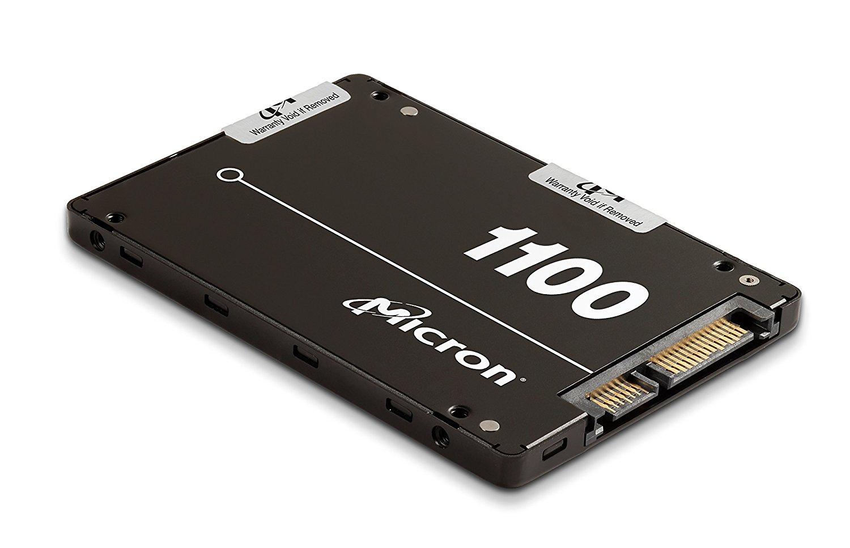 """SSD interne 2.5"""" Micron (Crucial) 1100 (TLC 3D) - 512 Go"""