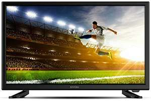 "TV LED 22"" Dyon Live 22 Pro - Full HD, HDMI / USB, Triple Tuner S2 / C / T2, H.265 / HEVC"