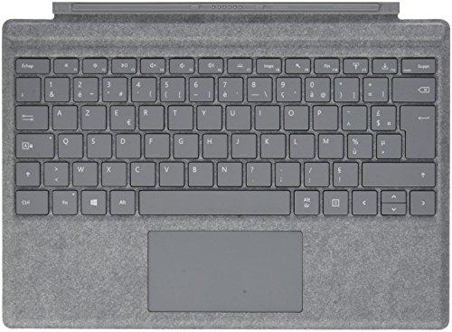 Clavier Type Cover Microsoft Signature pour Surface Pro 2017, 4 et 3