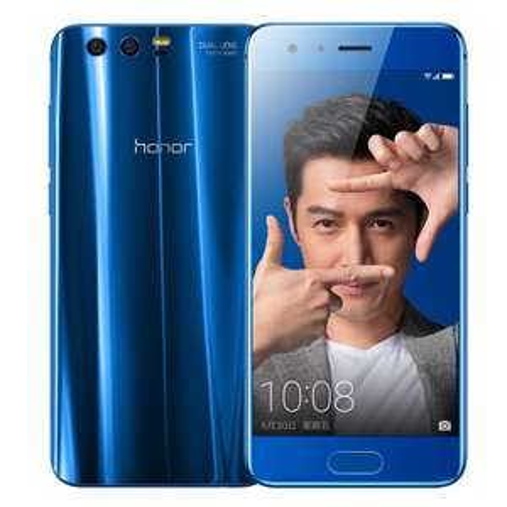 "Smartphone 5.15"" Huawei Honor 9 - 6 Go de Ram, 64 Go, Sans B20 (Vendeur tiers)"