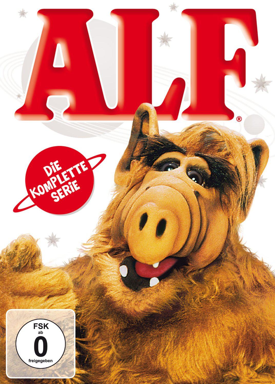 Coffret DVD Intégrale Alf (Audio et STFR)