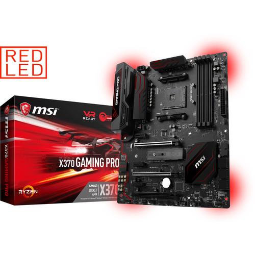 Carte mère MSI X370 Gaming Pro