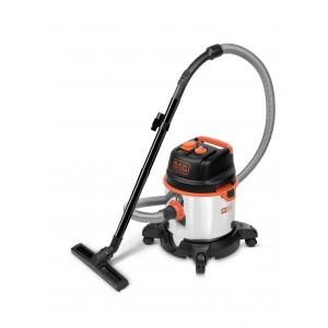 Aspirateur eau et poussière Black+Decker - 1400 W, 20L
