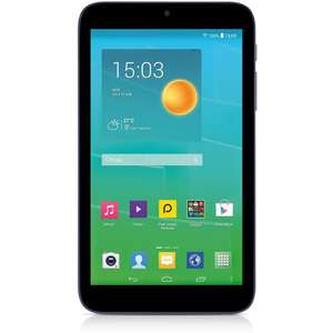"""Tablette 7"""" Alcatel One Touch Pixi 7 - Triple-Core 1.2 Ghz Android KitKat 4.4"""