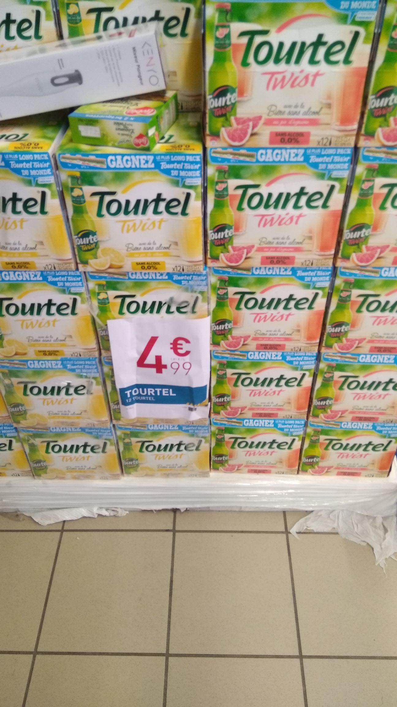 Pack Tourtel Twist Agrumes ou Citron 12 x 27.5cl - Saint-Ouen l'Aumône (95) Nîmes (30) Avignon (84)