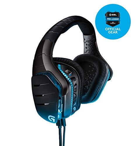 Casque audio 7.1 Logitech G633 Artemis Spectrum - bleu / noir