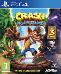 Jeu Crash Bandicoot sur PS4 (Dématérialisé) - Non compatible avec un compte FR