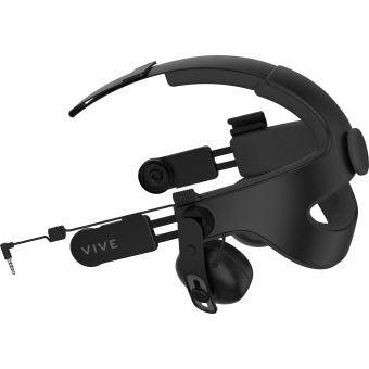 [Adhérents] Serre-tête audio HTC Vive Deluxe - Noir (Frontaliers Belgique)
