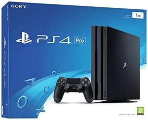 Console Sony PS4 Pro 1 To + Qui es-tu ? (Digital)
