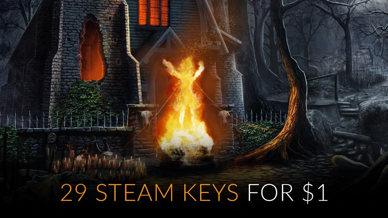 Dollar Viva Bundle: 33 jeux sur PC (Dématérialisé - Steam)