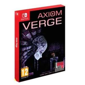 Axiom Verge sur Nintendo Switch