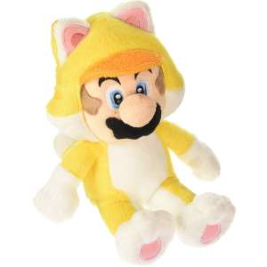 Sélection de Peluches Nintendo en promotion - Ex : Peluche 15cm Mario Chat à 4.99€
