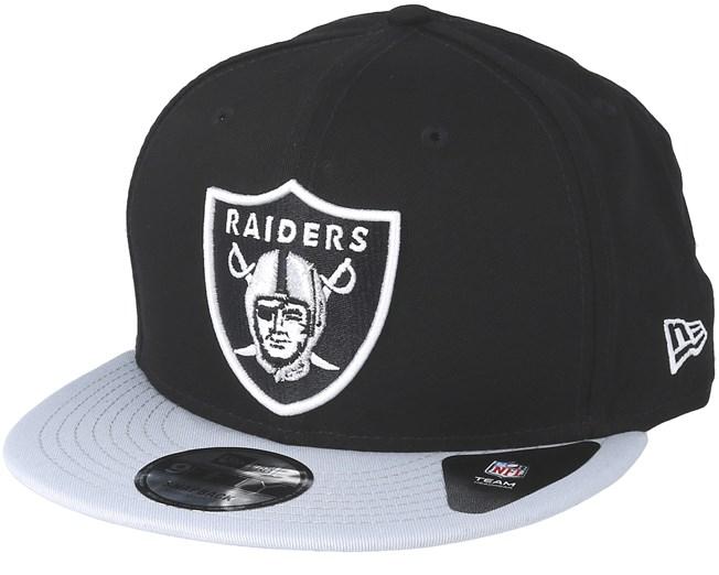 Casqutte New Era Oakland Raiders NFL Cotton 9fifty
