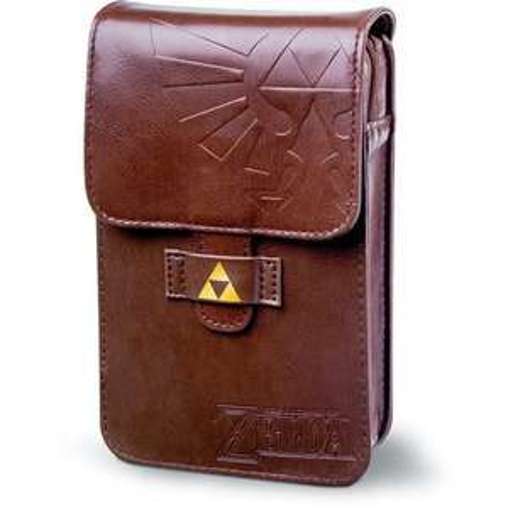 Housse de protection pour console portable 3DS XL PowerA Legend Of Zelda + accessoires