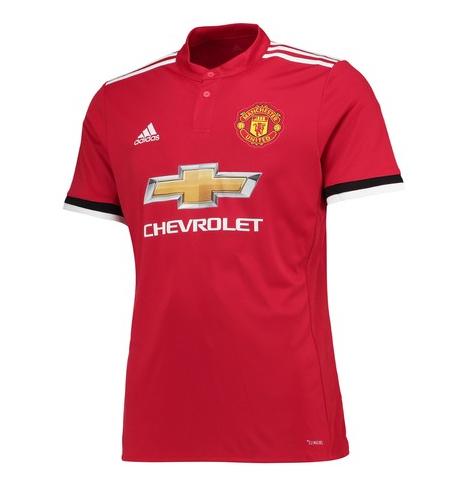 Maillot Adidas Manchester United - Saison 2017-2018