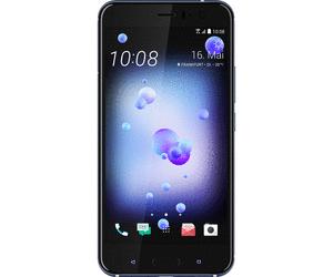 "[Clients Sosh] Smartphone 5.5"" HTC U11 - SnapDragon 835, 4 Go de RAM, 64 Go, argent"