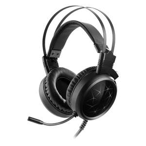 Casque Gaming USB MAD GIGA 360° Microphone 7.1 PC/PS4