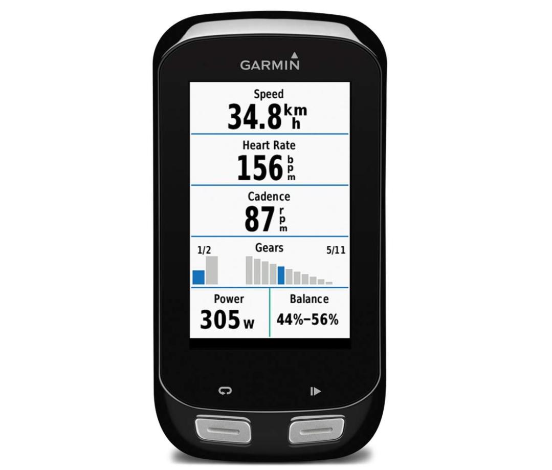 GPS pour Vélo Garmin Edge 1000
