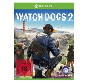 Watch Dogs 2 sur Xbox One (Frontaliers Alllemagne)